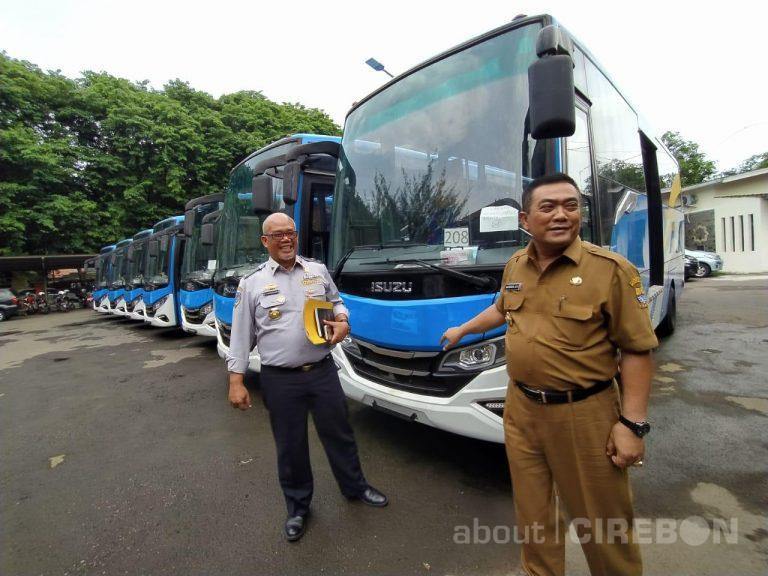Gandeng Pihak Ketiga, Bus Rapid Transit Siap Beroperasi di Kota Cirebon