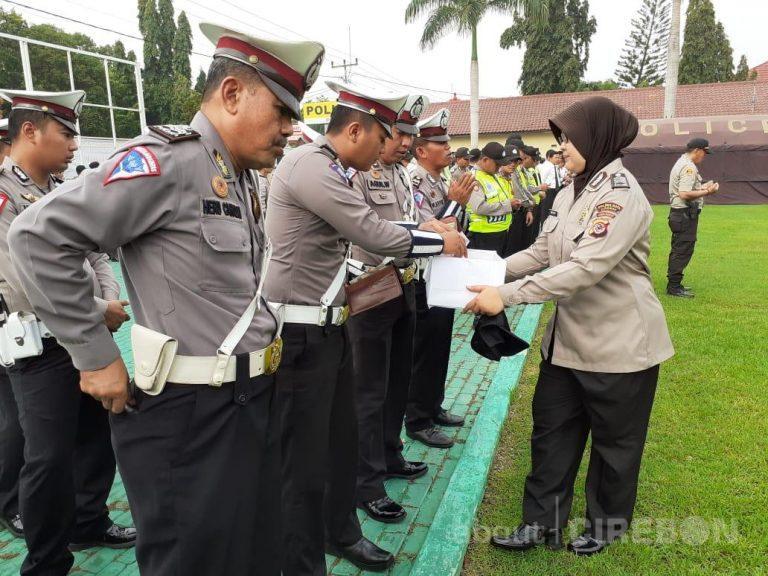 Polresta Cirebon Galang Dana Untuk Korban Bencana Alam di Kabupaten Bogor