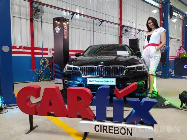 CARfix Cirebon Dipercaya Sebagai Bengkel Official Partnership BMW