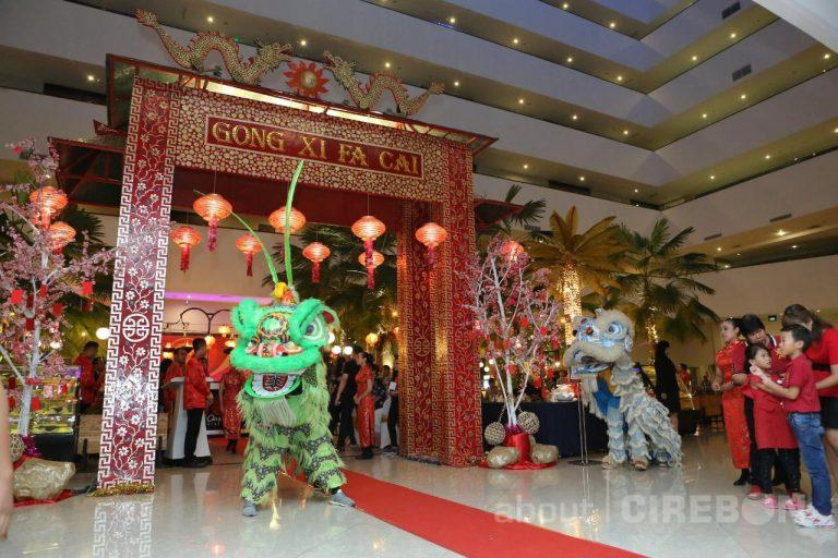 Sambut Imlek, Aston Cirebon Tawarkan Paket Dinner, Berbagai Pertunjukan, Hingga Pohon Angpao