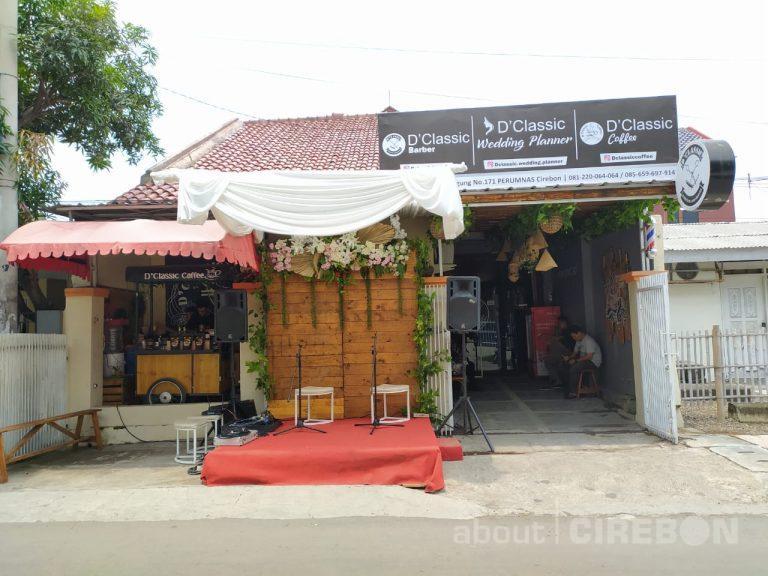 D'Classic Barber & Coffee Hadir di Cirebon Dengan Konsep Berbeda