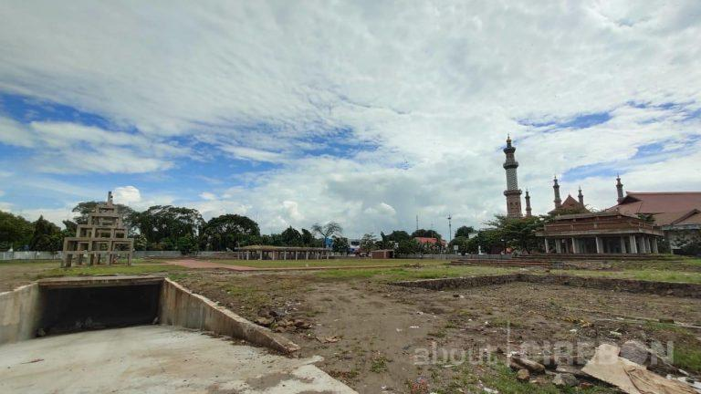 Wali Kota Cirebon: Pembangunan Revitalisasi Alun-alun Untuk Segera Dilanjutkan