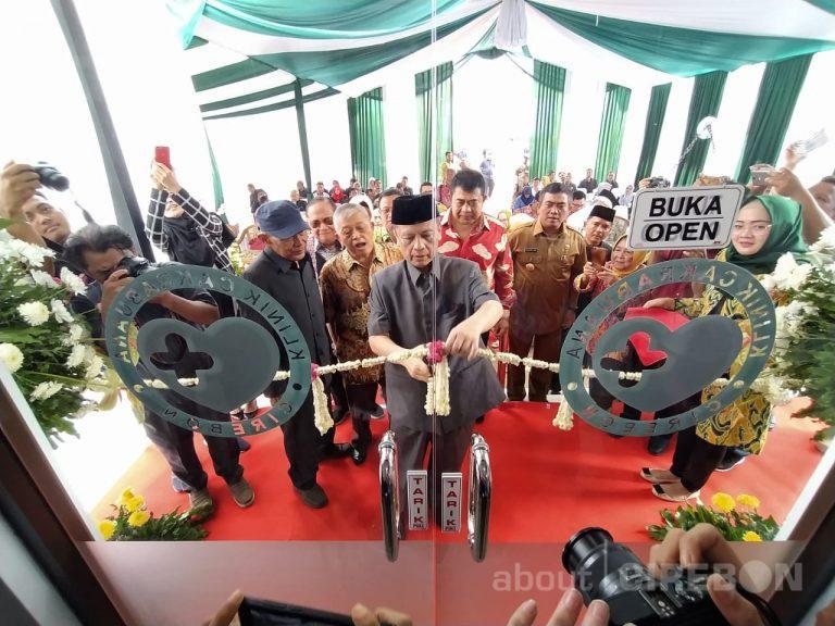 YPSGJ Cirebon Resmikan Klinik dan Apotek Cakrabuana Serta Laboratorium Biomedis