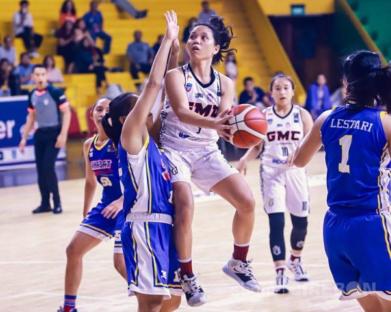 Tim Basket Putri GMC Cirebon Kokoh Di Peringkat Kedua Srikandi 2020 Seri 2