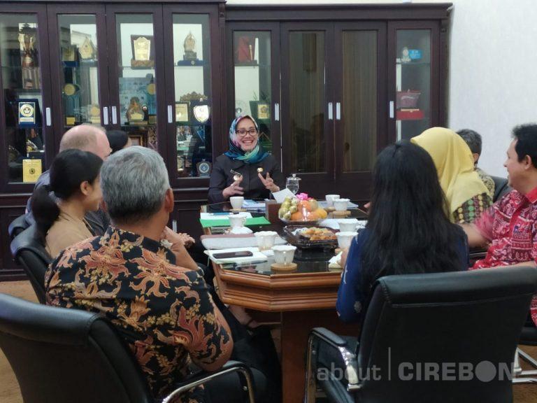 Kota Cirebon Masuk Prioritas Dalam Rencana Program Kota Layak Huni