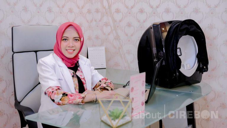 dr. Atika Nopitri : Cantik Itu Memancarkan Aura Positif
