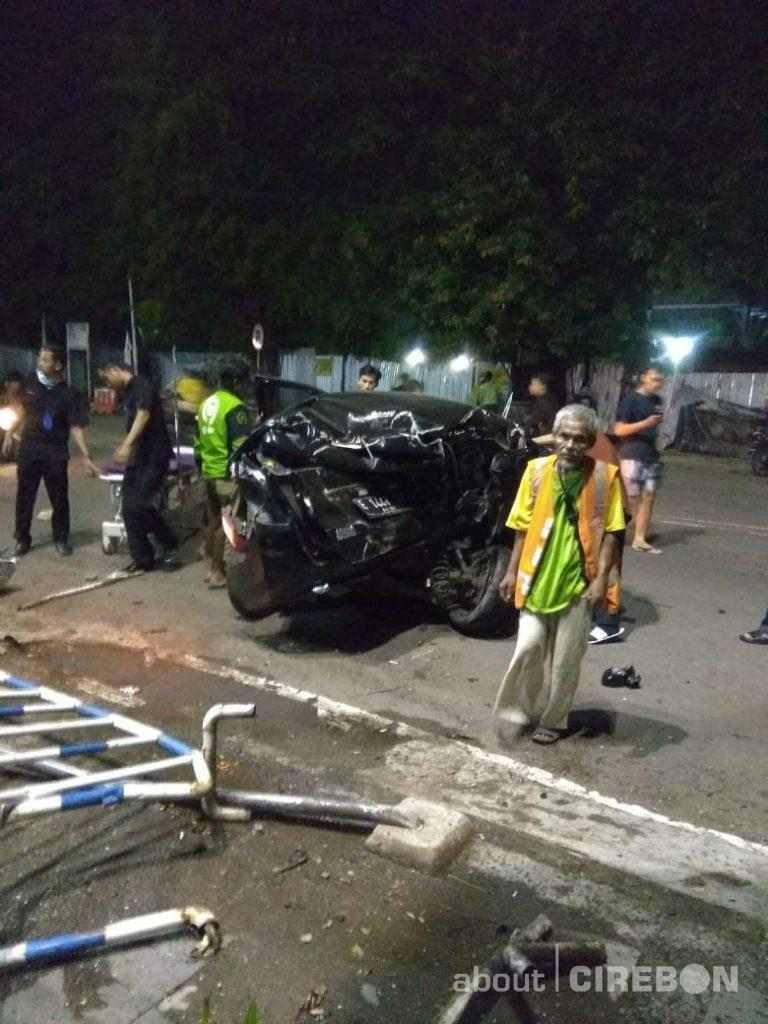 Satu Orang Meninggal Dunia Akibat Kecelakaan di Jalan Siliwangi Kota Cirebon