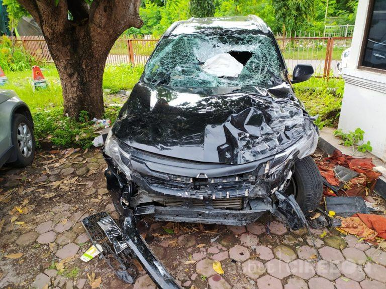 Pengemudi yang Menabrak di Jalan Siliwangi Kota Cirebon Ditetapkan Sebagai Tersangka