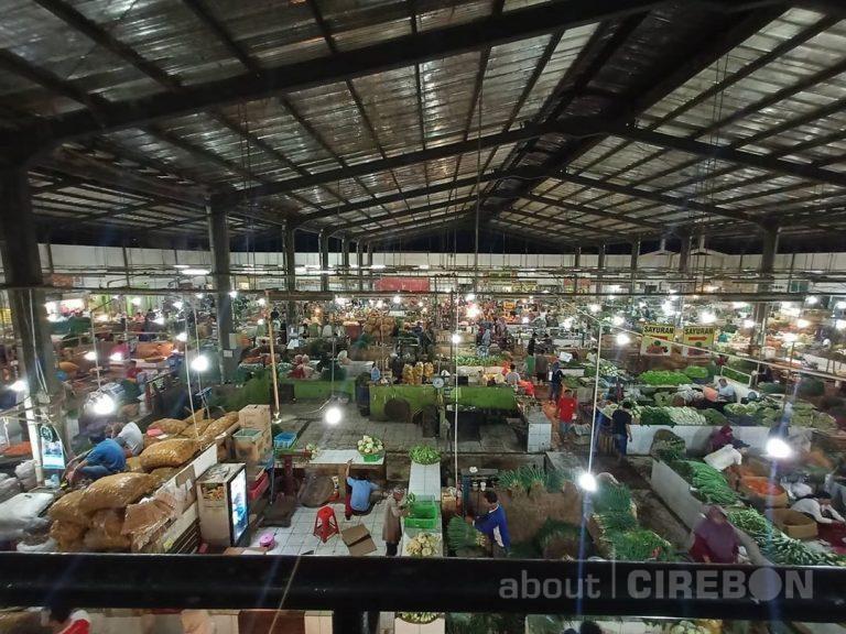 Pasar di Kota dan Kabupaten Cirebon Tetap Buka Seperti Biasa