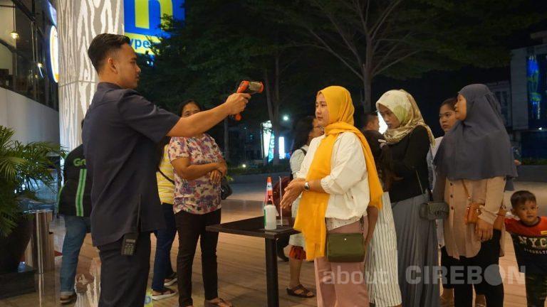 Ini Upaya-upaya Yang Dilakukan CSB Mall Dalam Pencegahan Virus Corona
