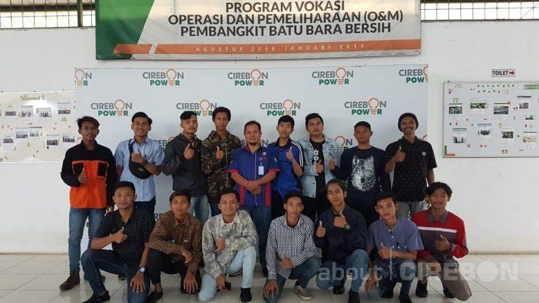 20 Warga Sekitar Pembangkit Cirebon Power Ikuti Pelatihan Teknisi AC