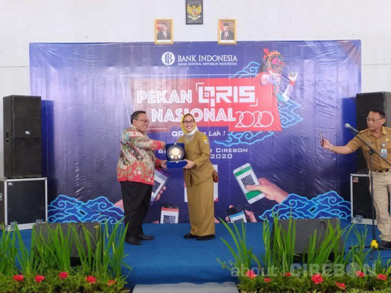 Sasar Milenial, Bank Indonesia Cirebon Sosialisasi dan Edukasi Penggunaan QRIS