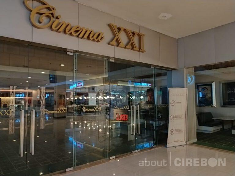Cinema XXI CSB Mall Tutup Sementara Sejak Hari Senin