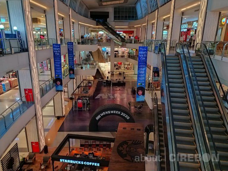 Dampak Covid-19, Jumlah Pengunjung di CSB Mall Alami Penurunan Hingga 40 Persen