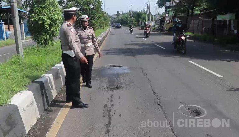 Jelang Operasi Ketupat Lodaya 2020, Ini yang Dilakukan Satlantas Polres Cirebon Kota