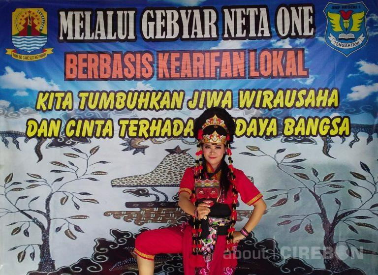 Pementasan Tari Tradisional Cirebon Semarakan  Gebyar Neta One 2020