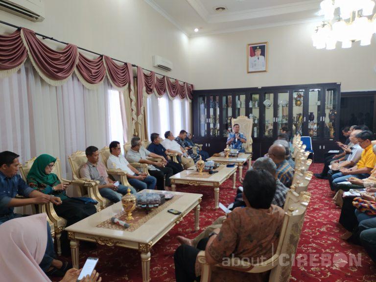 Pasar Mingguan Bima dan Event-event di Kota Cirebon Akan Ditunda Sementara
