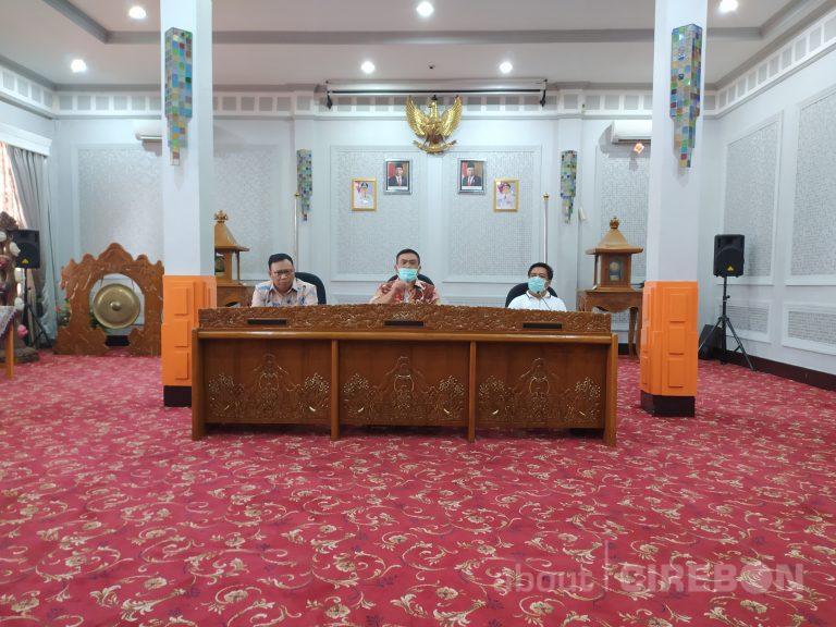 Selain Pelajar, Wali Kota Cirebon Perpanjang Masa Bekerja di Rumah Bagi ASN di Kota Cirebon