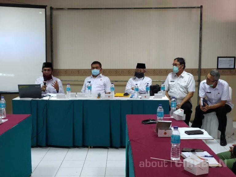 Hasil Rapat Koordinasi, Masjid Raya At-Taqwa Tetap Melaksanakan Sholat Jumat