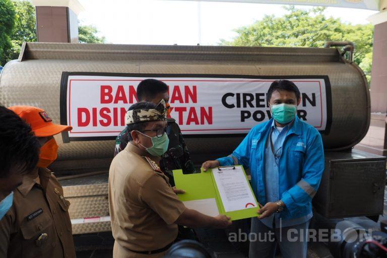 Pemkab Cirebon Akan Semprot Seluruh Desa dengan Disinfektan