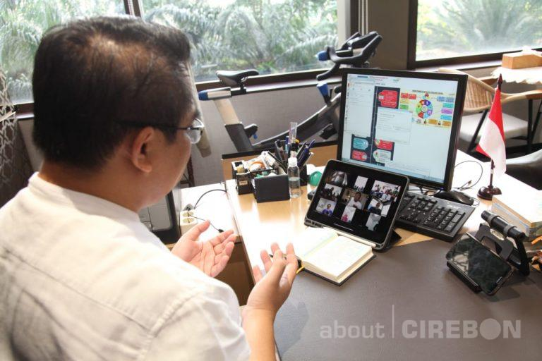 Mandiri Syariah Gelar Doa Bersama Pegawai Seluruh Indonesia Secara Online