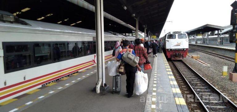 KA Ranggajati Dibatalkan, Tidak Ada KA Penumpang yang Melintas di Daop 3 Cirebon