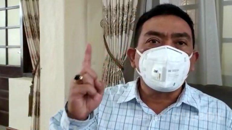 Wali Kota Cirebon Himbau Untuk Tidak Mudik, Diganti Dengan Silaturahmi Via Teknologi