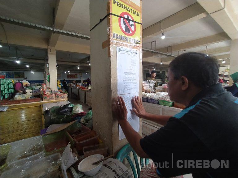 Mulai Senin, Pemda Kota Cirebon Berlakukan Pembatasan Jam Operasional Untuk Swalayan dan Pasar Tradisional