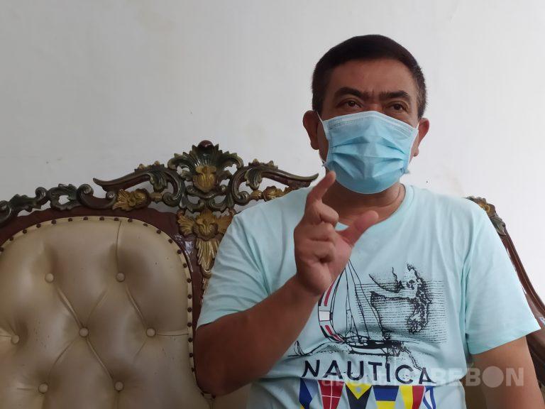 Wali Kota Cirebon Meminta Warga Kota Cirebon Untuk Tidak Bepergian Keluar Kota