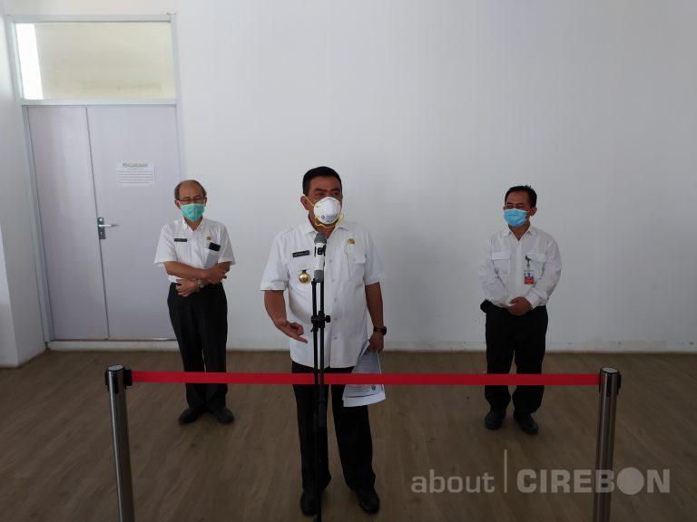 Bertambah 3 Orang, Pasien Positif Covid-19 di Kota Cirebon Jadi 4 Orang