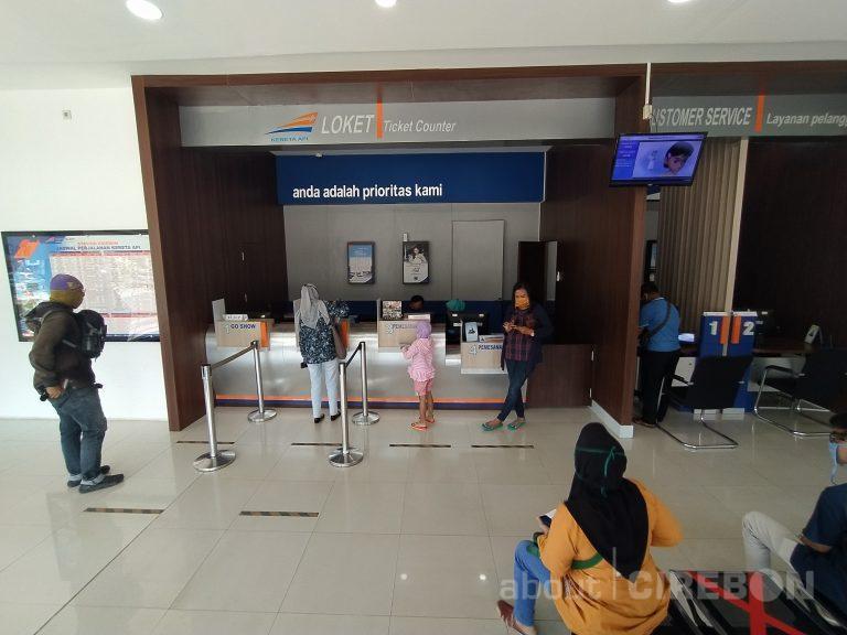 Sebanyak 36.217 Tiket Perjalanan Kereta Api di Daop 3 Cirebon Dibatalkan