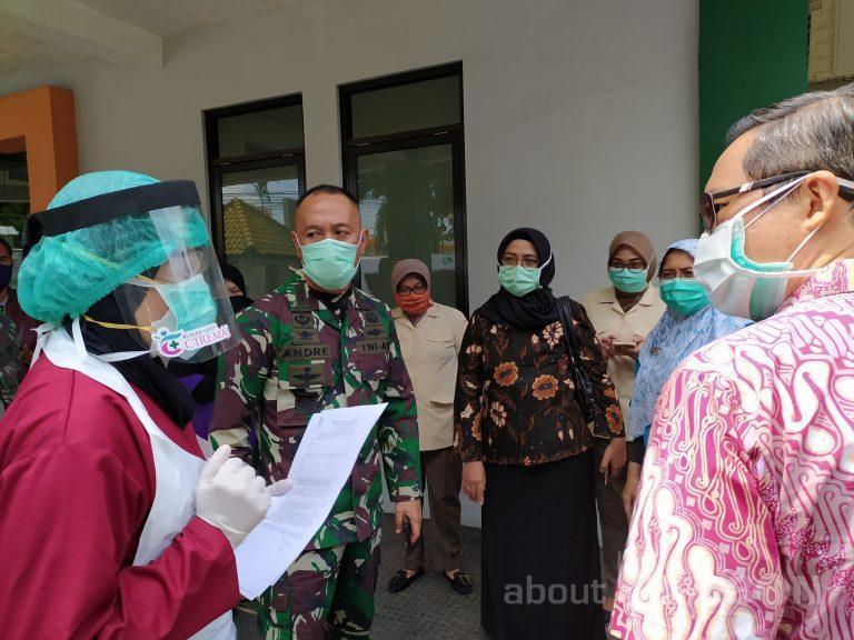Ketua Komisi III DPRD Kota Cirebon, RST Ciremai Siap Sebagai RS Rujukan Covid-19