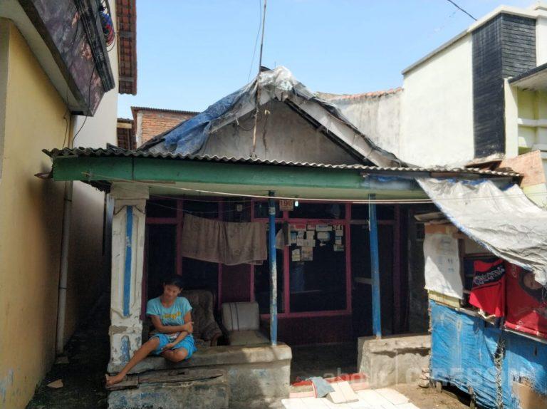 Kondisi Rumah Sangat Memprihatikan, Baznas Kota Cirebon Turun Tangan 