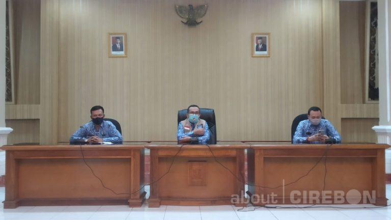Pemda Kabupaten Cirebon Imbau Untuk Beribadah Salat Id di Rumah Saja