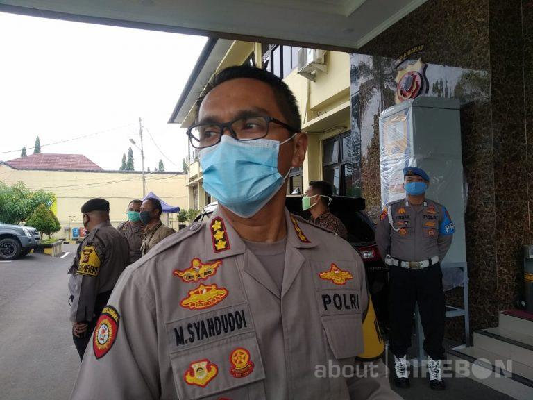 Angka Kriminalitas di Wilayah Hukum Polresta Cirebon Menurun