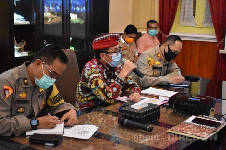 PSBB di Kabupaten Cirebon Menunggu Regulasi dan Koordinasi Wilayah Ciayumajakuning