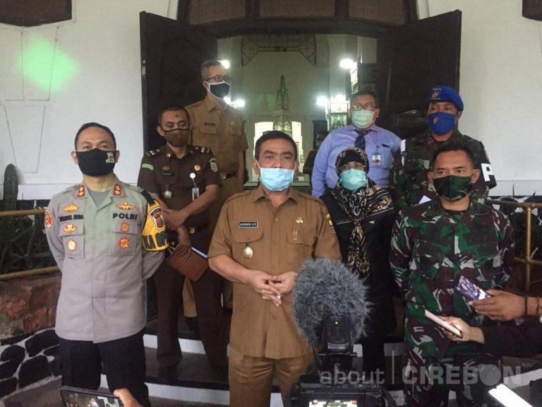 Yang Melanggar PSBB di Kota Cirebon Akan Diberi Sanksi Tegas