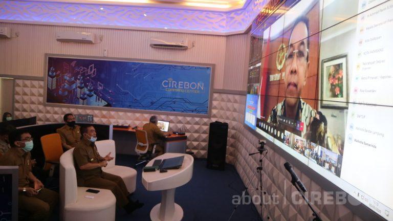 Kota Cirebon Dapat Bantuan 5.000 Paket Sembako Dari Presiden Jokowi