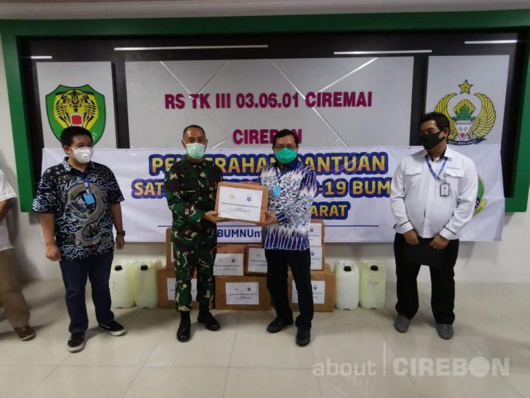 Herman Khaeron Kembali Salurkan Bantuan APD dan Sembako