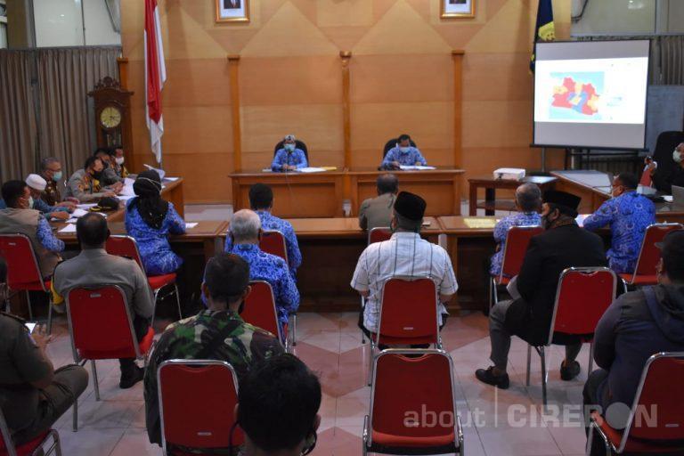 Kabupaten Cirebon Perpanjang PSBB Sampai 29 Mei 2020