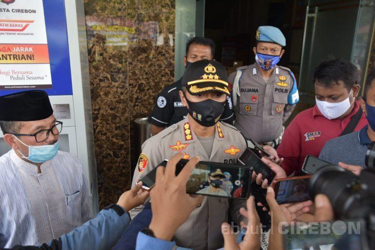 H-2 Jelang Lebaran Idulfitri, Polresta Cirebon Terus Lakukan Penyekatan Selama 24 Jam