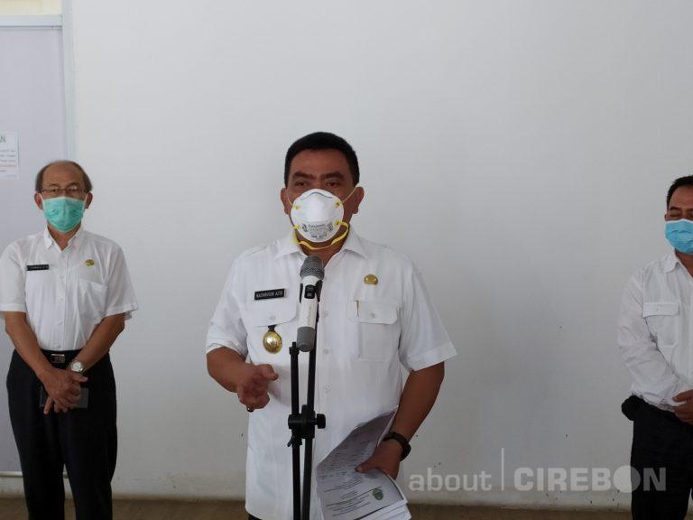 Wali Kota Cirebon: Sudah Sangat Siap PSBB, Penjagaan Perbatasan Diperluas