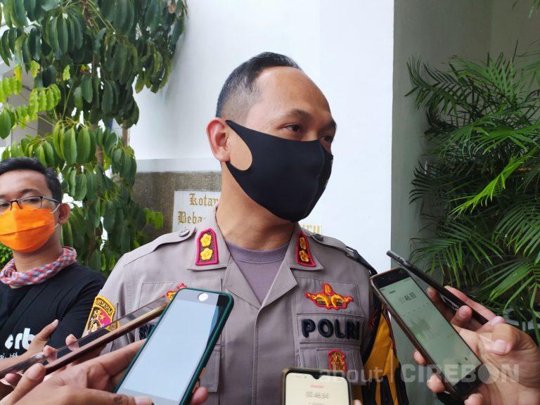 Polres Cirebon Kota Tambah Jumlah Personil Saat Penerapan PSBB