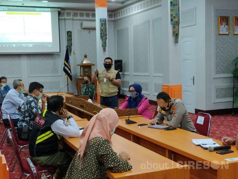 PSBB Kota Cirebon Diperpanjang 14 Hari, ini Pertimbangannya