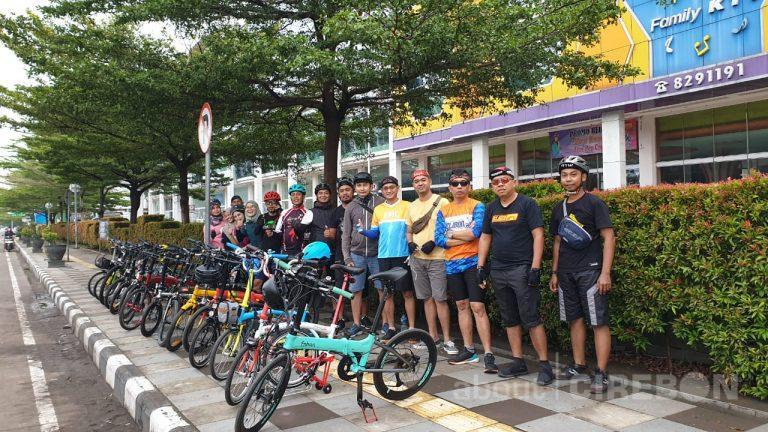 Ini Rute Favorit Para Pesepeda di Kota Cirebon