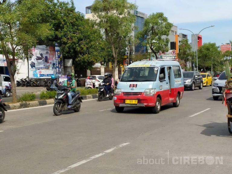 Jumlah Angkot di Kota Cirebon Semakin Menurun, Ini Sebabnya