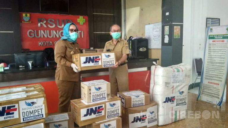 Kebutuhan APD di RSD Gunung Jati Kota Cirebon Capai 400 Pcs dalam Seminggu