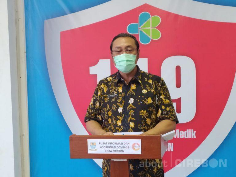 2 Pasien Sembuh, Hari Ini Tidak Ada Pasien Positif Covid-19 di Kota Cirebon