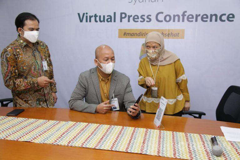 Pegawai Mandiri Syariah Salurkan 26.600 Paket Bantuan untuk Masyarakat Terdampak Covid-19