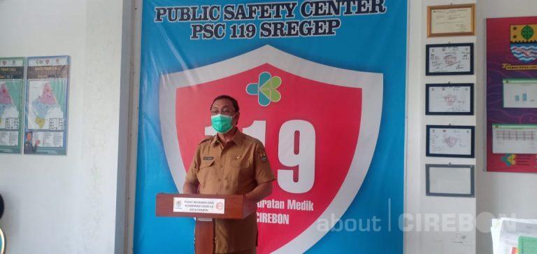Hingga Hari ini, Tambahan Pasien Positif Covid-19 di Kota Cirebon Tidak Ada